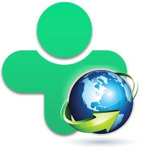 другвокруг онлайн лого